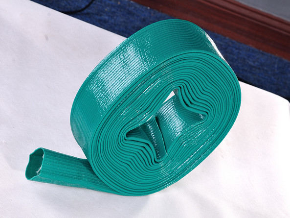 Household PVC lay flat hose