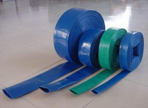 Industrial PVC lay flat hose
