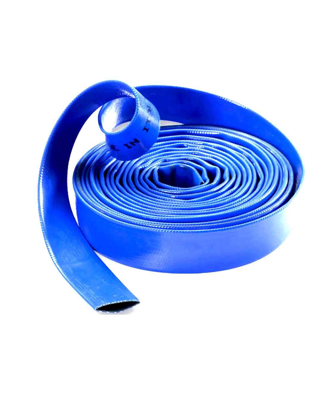 PVC Lay flat Water Hose Discharge