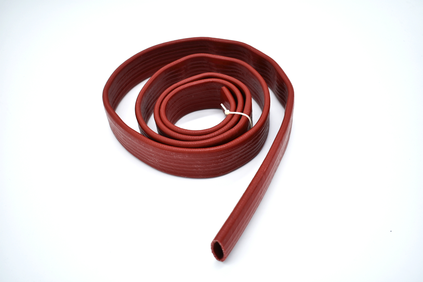 PVC braid lay flat water hose