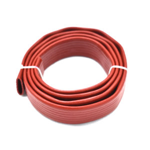 PVC braid lay flat hose