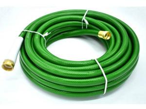 PVC garden hose used