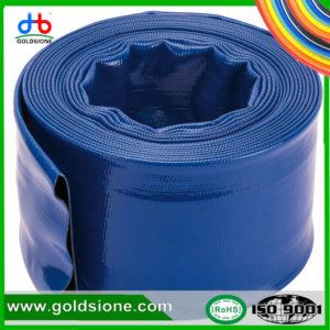Heavy duty PVC layflat hose