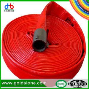 PE PVC lay flat hose