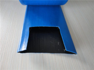 Advantages of PVC lay flat house